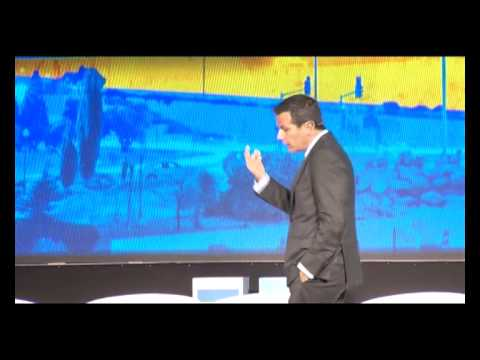 Jits 2013 - Dr. Richard Florida - Creative Class and Urban Tourism - Part 4