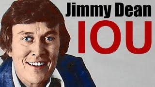 Jimmy Dean - IOU - original record, lyrics