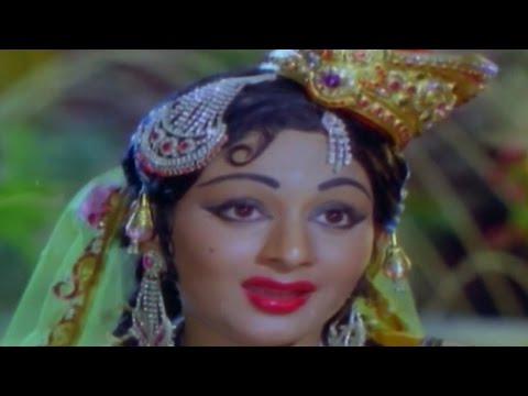 Akbar Saleem Anarkali Movie || Vela Erigina Dora Unte Video Song || Ntr, Balakrishna, Deepa video