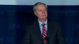 "Lindsey Graham: GOP is ""bats**t crazy"""