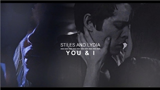 stiles and lydia | you & i (6x10)