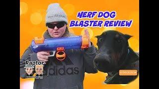 Nerf Dog Ball Blaster