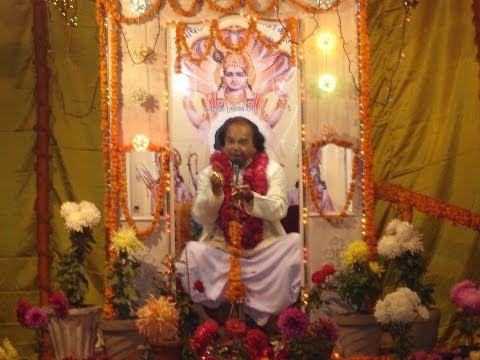 Maghmela Satsang Part-1 (The Series of Last Satsang by Sant...