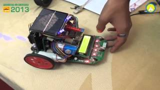 Yuva Mastermind 2013 - Project 10 - BRAIN CONTROLLED ELECTRIC WHEEL CHAIR