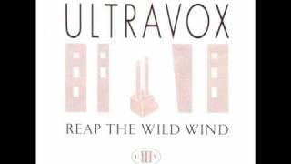 Watch Ultravox Reap The Wild Wind video