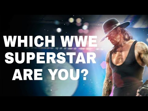 Which WWE Superstar Are You? | Fun Trivia |