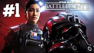 STAR WARS BATTLEFRONT 2 Campaign Gameplay Walkthrough, Part 1! (Star Wars Battlefront 2 Gameplay)