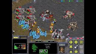 StarCraft: [Project Hydra] Terran Campaign Mission 7 The Trump Card