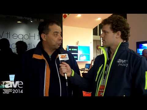 ISE 2014: Russ Speaks with Peter of Mitsubishi Electric