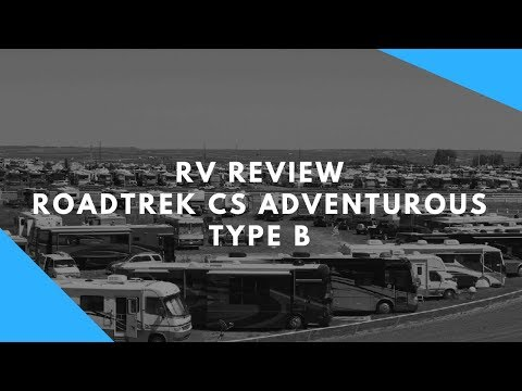 Roadtrek CS Adventurous Type B Motorhomne
