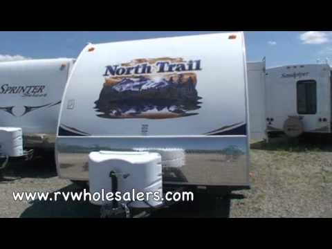 2011 North Trail 21fbs Travel