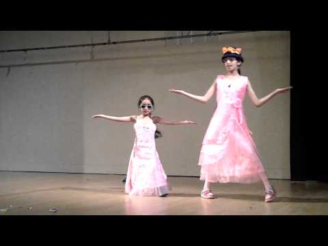 I Am A Barbie Girl Dance In Tcs Family Day video