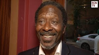 Clarke Peters Interview - Stage Acting & The Wire