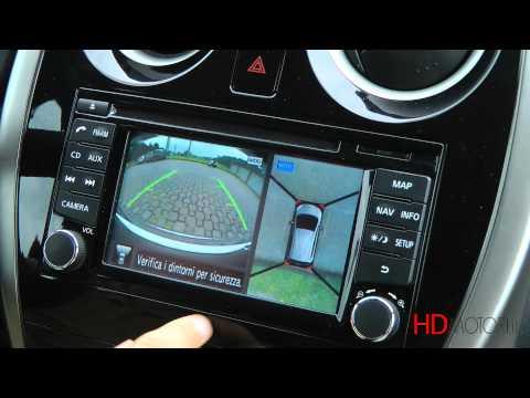 Nissan Note: Il focus sull'infotainment di HDmotori.it