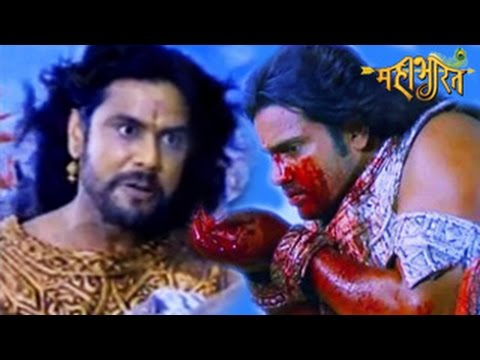 Mahabharat 6th August 2014 FULL EPISODE HD | Duryodhan KILLS Bheema