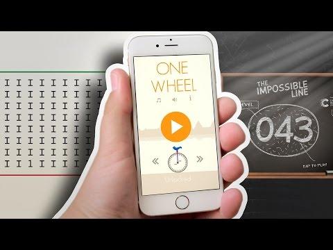 6 TRUDNYCH GIER NA WASZE TELEFONY! :D | Mobilne Granie [#54]