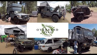 Overland Expo - sneak peek video of the whole show