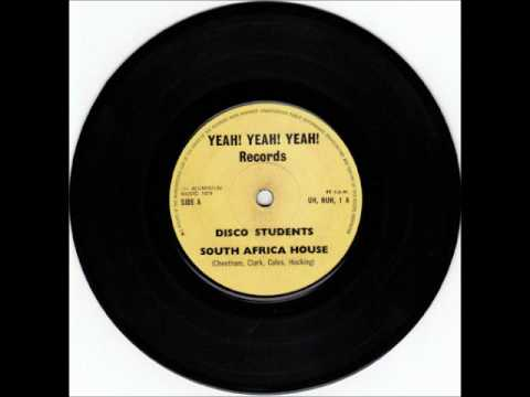 The Disco Students - South Africa House