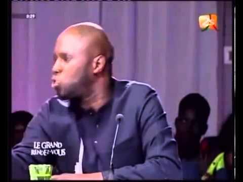 Le Polémiste Panafricain Kemi Seba sur 2S TV:
