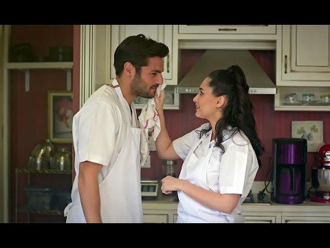 Hayatımın Aşkı 6. Bölüm - Fırında romantik dakikalar!