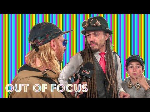 Out of Focus: Ladybird Sweet 16 Contest (Douwe Macare, Teun Janssen, Robbin de Wit)