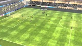 PSB Bogor 4 1 Persiter   Нарезка из матча