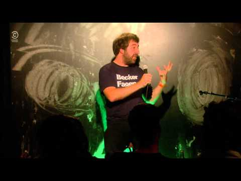 David O'Doherty on The Alternative Comedy Experience - Comedy Central UK