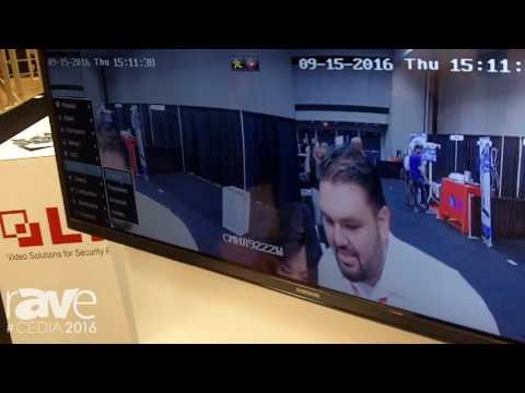 CEDIA 2016: LTS Exhibits HD-TVI Solutions for High Definition Security