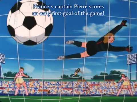 Captain Tsubasa 1983 Episode 100 English Sub   WAOAnime TV
