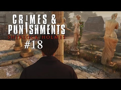 Let's Play Sherlock Holmes: Crimes & Punishments #18 - Die Ausgrabungsstätte