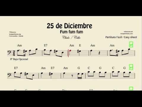 Traditional - Twenty-fifth day of December (Veinticinco de Diciembre)