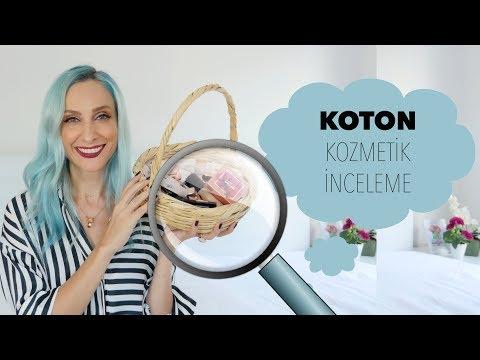 Uygun Fiyatlarıyla KOTON Kozmetik