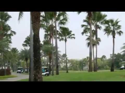 Lotus Valley Golf Resort Bangkok Thailand part 1