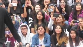 Reunión Army/BTS Peru