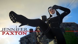 Jennifer Paxton from Hitman: Absolution in Grand Theft Auto IV