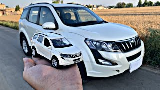 Unboxing and Review of Mahindra XUV 5oo Diecast Paudi Model