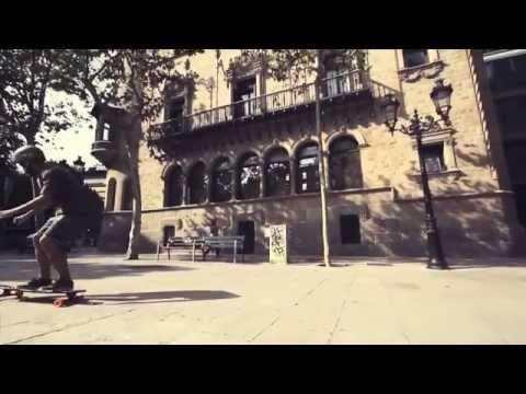 Original: Barcelona Longboarding pt.2
