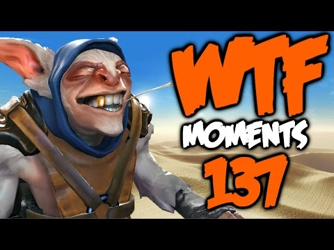 Dota 2 WTF Moments 137 - 1 Million Special
