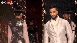 Grand Finalé by Rajesh Pratap Singh | Lakmé Fashion Week Summer/Resort 2014