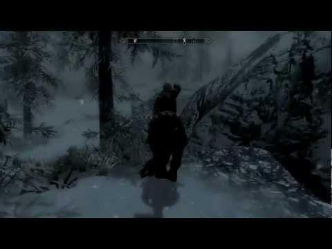 Let's Play The Elder Scrolls V Skyrim [Blind] #29 Sich immer wiederholende Reiterwege