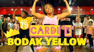 Cardi B - Bodak yellow - choreography by - Brooklyn Jai