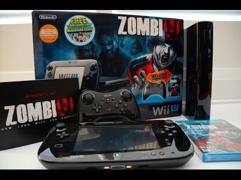 Wii U Zombie Bundle REVIEW