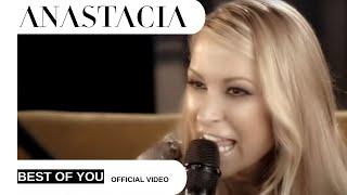 Watch Anastacia Best Of You video