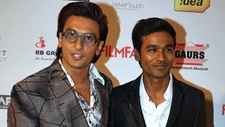 Dhanush's Interview on The Red Carpet of 59th Filmfare Awards