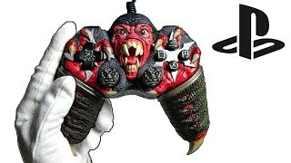 NINJA CONTROLLER! Unboxing Playstation Collector
