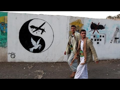 US drone attack in Yemen kills 4 suspected