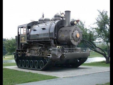 Big Tank Engines - Starting Up