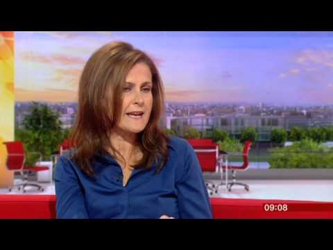 Alison Moyet Interview BBC Breakfast 2013