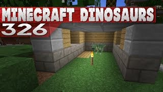 Minecraft Dinosaurs! || 326 || Dog House