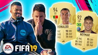 FIFA 19 MOST CONTROVERSIAL PLAYER RATINGS